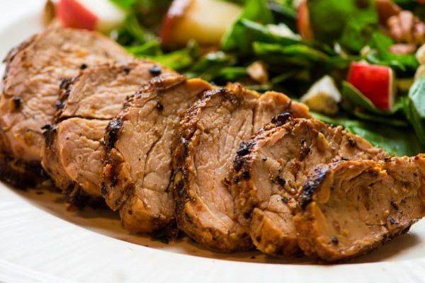 Mesquite Pork Tenderloin