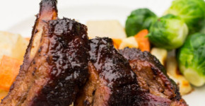 delicious apple cider flavor in these tender ribs.  Perfect for the fall season.