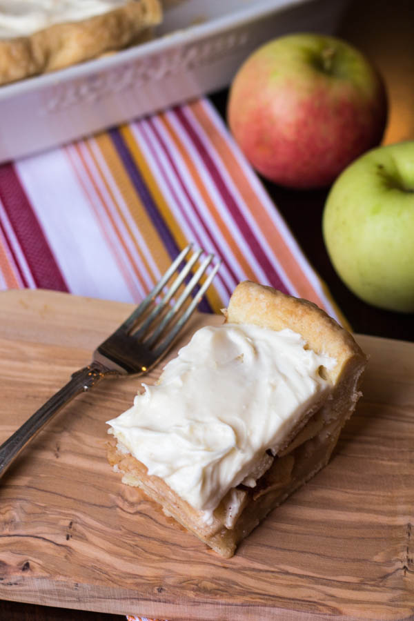 Apple Pie top III
