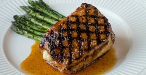 apricot glazed pork cropped