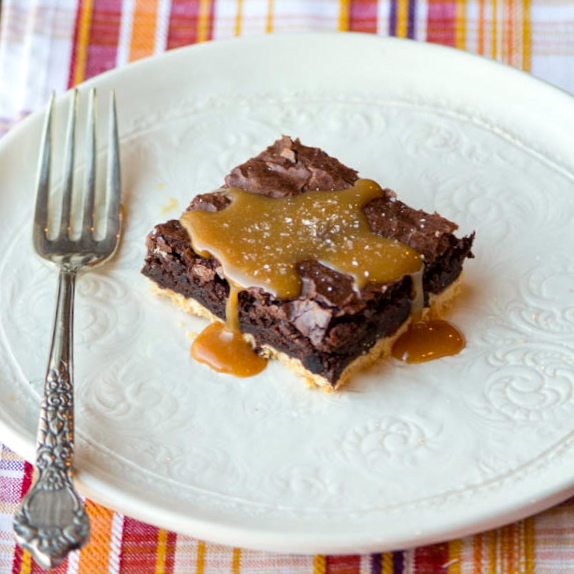 caramel brownies cropped