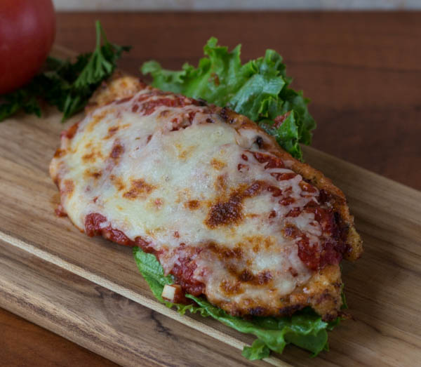 chicken parm no bread