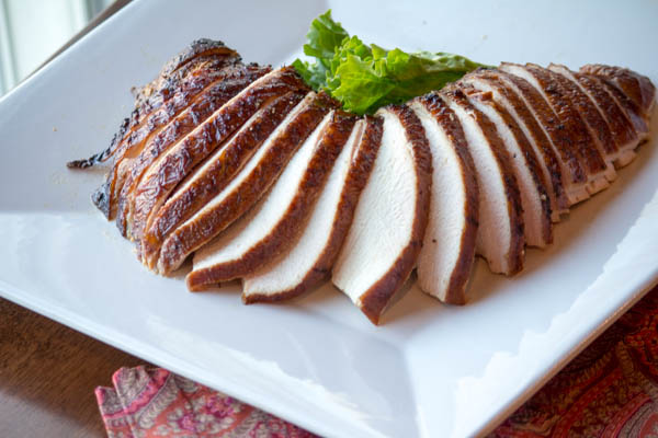 smoked turkey bright