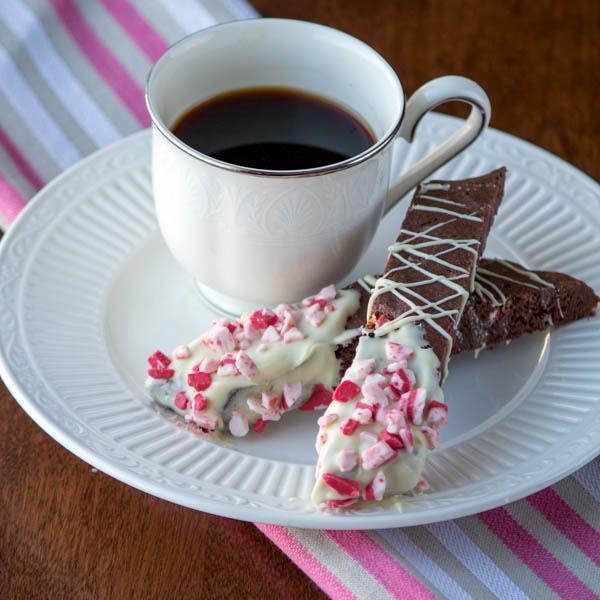 Peppermint Crunch Biscotti ciii