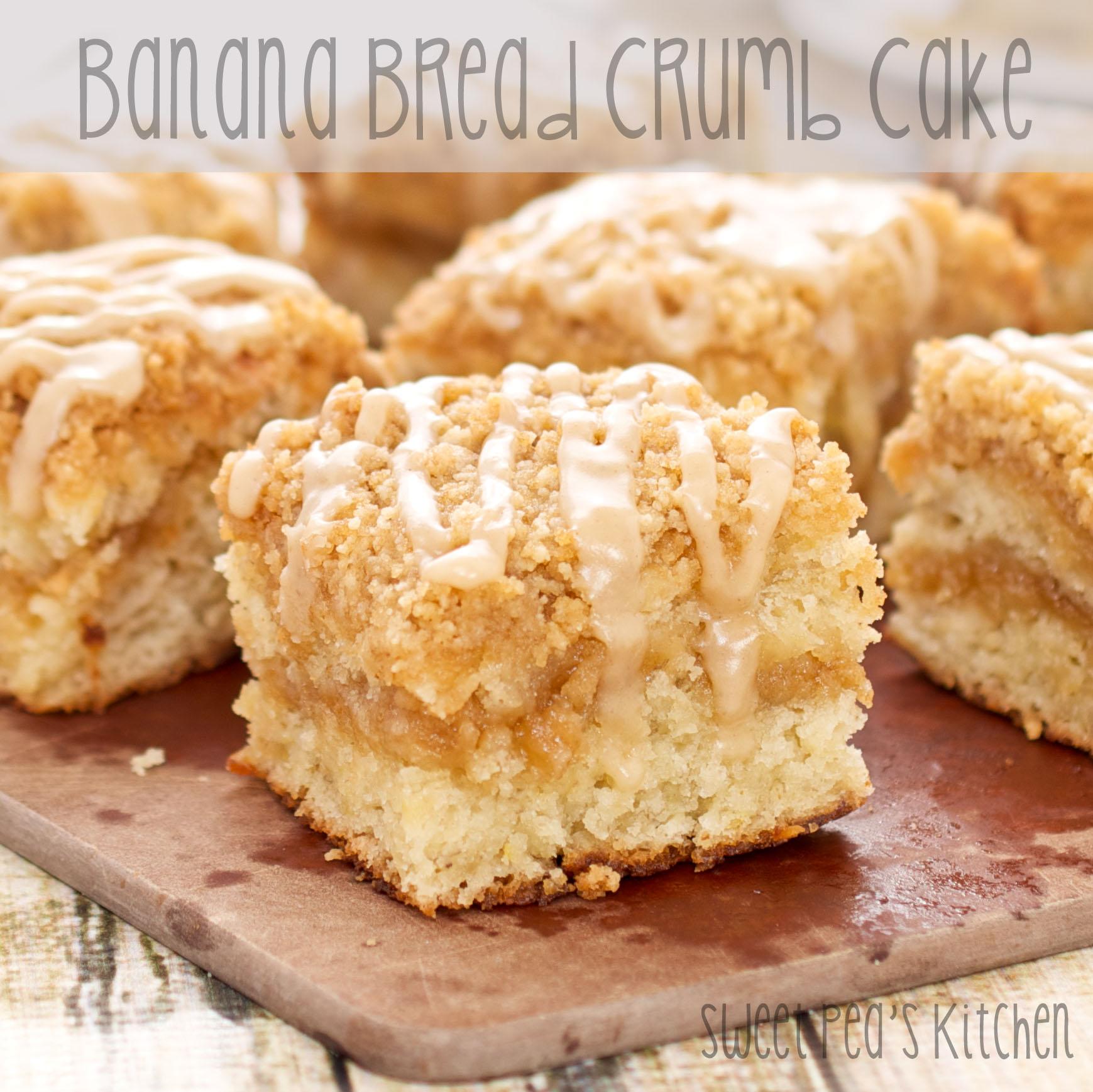 Make Coffee Cake Crumbs