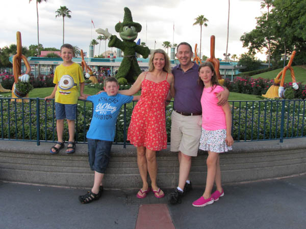 Family-  Hollywood Studios