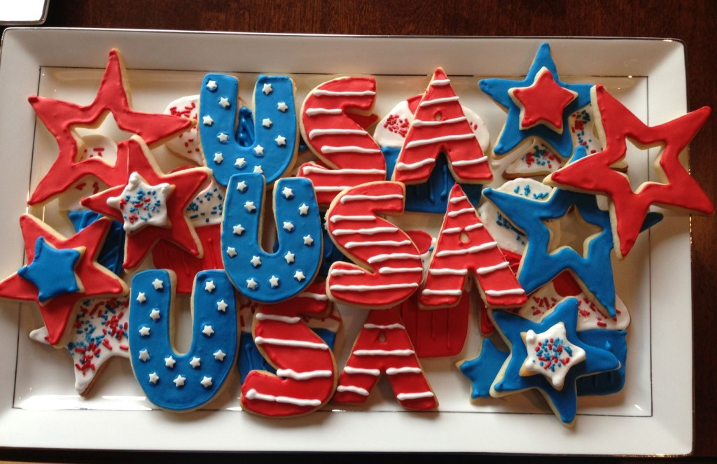 USA cookies| Two in the Kitchen ii