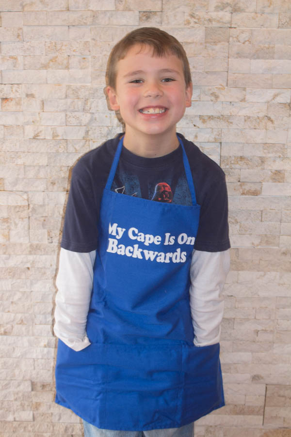Alex apron | Two in the Kitchen