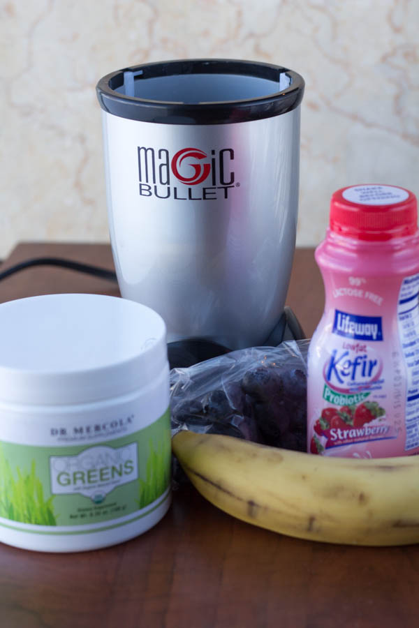 Breakfast Smoothie | Two in the Kitchen v
