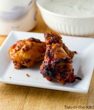 Greek Chicken Wings