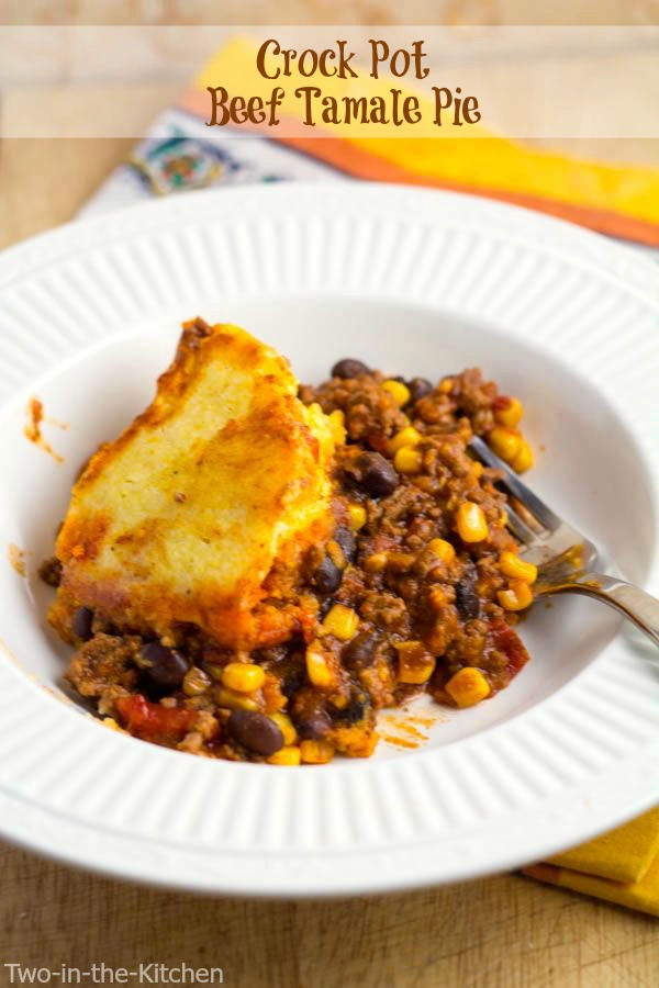 Crock Pot  Beef Tamale Pie  Two in the Kitchen vi