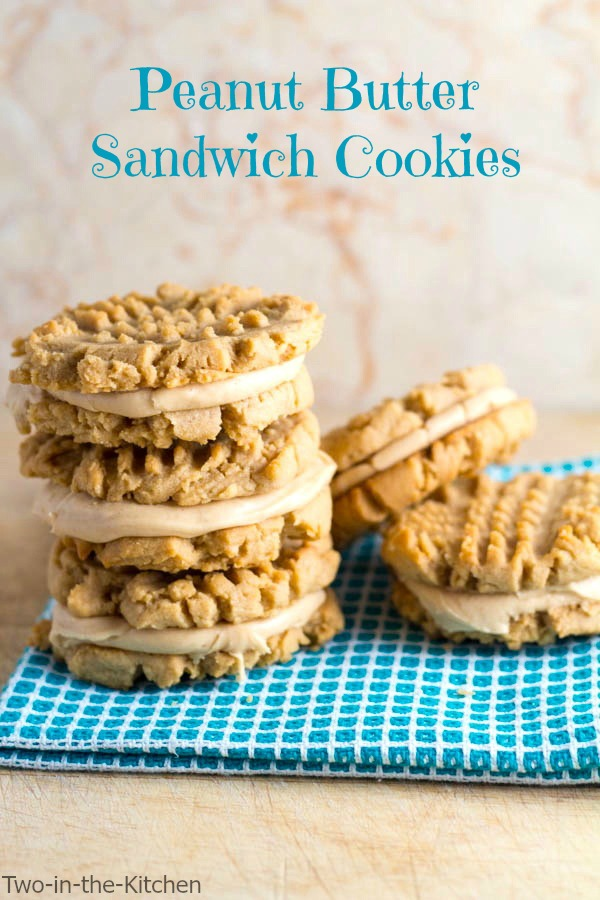 peanut butter sandwich cookies oatmeal sandwich cookies with creamy ...