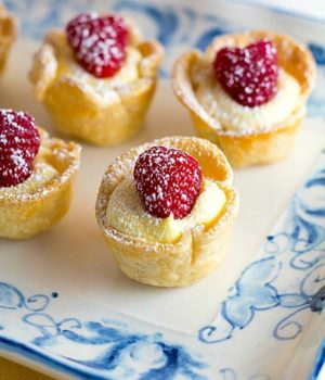 Lemon Tartlets  Two in the Kitchen v